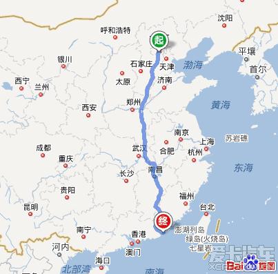 夜游黄鹤楼+武汉长江大桥.   day2   行车150公里,到达仙岛湖.
