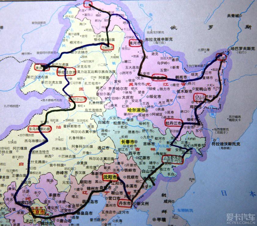d12(8月13日):牡丹江(游览镜泊湖)-敦化-图们