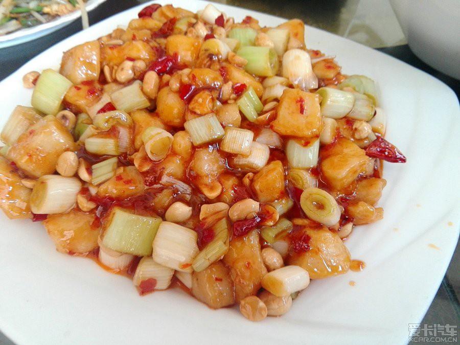 工作时爱卡事小聚国有餐厅禾谷园。_和同吃坛上海宜阳小新美食图片