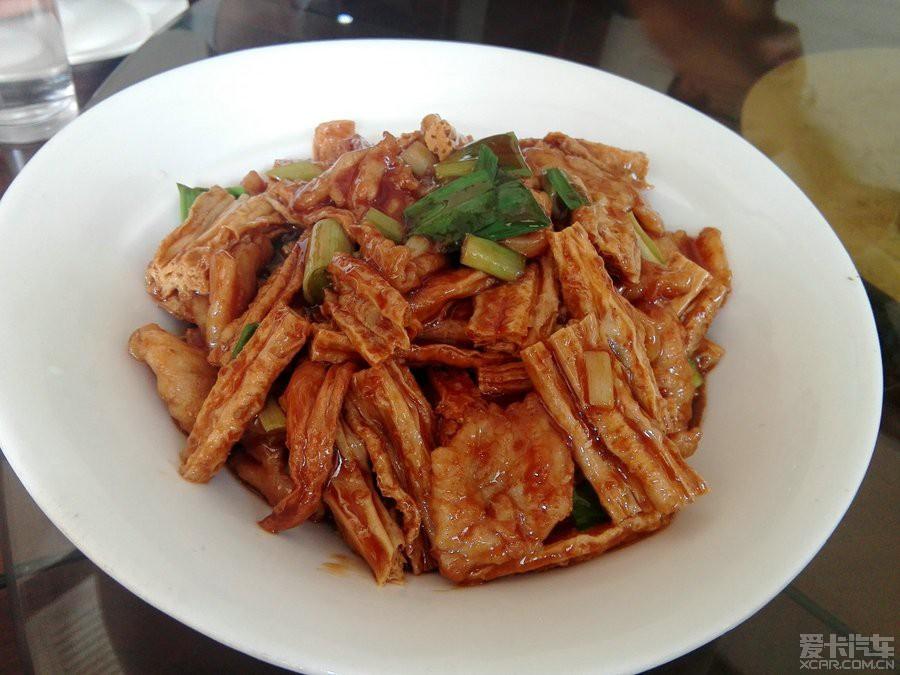 工作时和同事小聚国有餐厅禾谷园。_爱卡吃坛美食特色广东舌尖上的图片