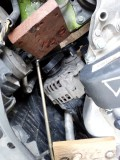 发电机皮带如何拆?