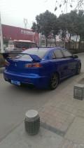 出售蓝色2.0T锻造涡轮翼神一台