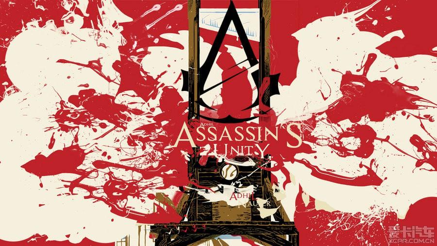 游戏壁纸-《刺客信条:大革命》