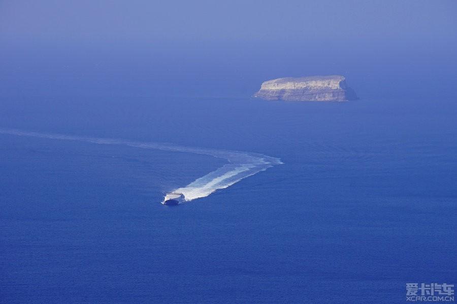 """海鸥看世界:""""蓝白相间""""就是希腊的符号"""