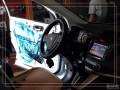 本田CR-V汽车改装洛克力量汽车音响追求好声音永无止境!