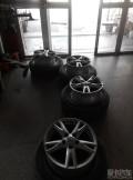 逍客升级18寸轮毂轮胎