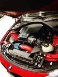 宝马320改装美国知名品牌INJEN进气