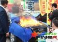 奥迪汽车A6烧机油的几个原因
