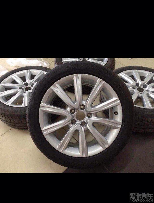 奥迪A618寸原厂v原厂拆车天窗轮胎可?A4、A昂科威21.99有全景轮毂吗图片