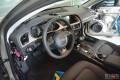 深圳奥迪A4L加装一键启动,舒适进入,RS5全打孔方向盘