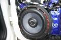 大众高尔夫GTI汽车音响改装全套德国古登喇叭
