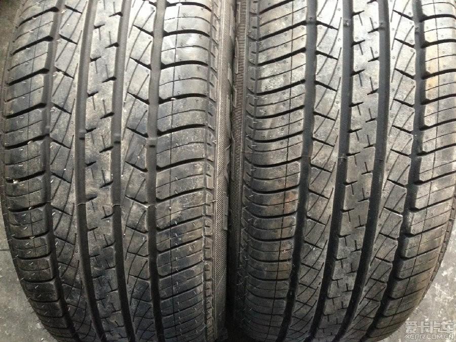 一些全新落地轮胎出来205\/55R16 215\/55R17_