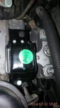 312娃娃:更换发动机上下支架