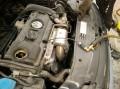 高61.4T换机油简单作业,黑嘉5W40