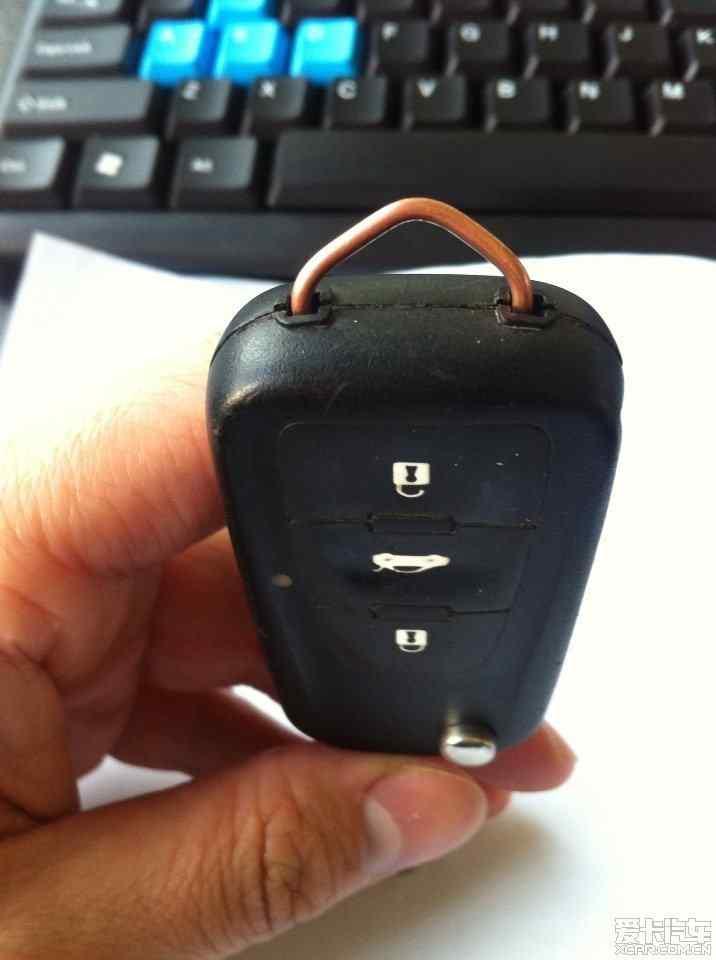 匙挂扣断裂最简单省钱的修复办法,而且绝对牢