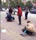 广州宝马车连撞多名小学生致1死5伤
