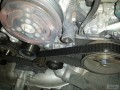 更换正时皮带,发电机皮带,空调皮带,前后差速器油