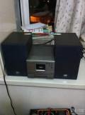 古董音箱改蓝牙音箱。