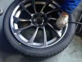 酷卡汽车改装奥迪A8轮胎