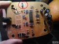 泉盛UV2充电器故障-红灯一直闪
