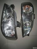 出售闲置的GL8改海拉3大灯一对,原厂法雷奥发电机1个
