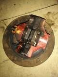 再开贴子出个8代WRX后刹车刚移植STI拆下谢谢