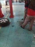 后半轴油封漏油