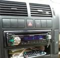 POLO音响升级建伍内置蓝牙CD主机KDC-U556BT