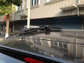 途锐安装车台天线自动放倒器