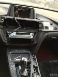 宝马3系更换M3碳纤维方向盘