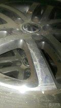 速腾双五福轮毂加轮胎