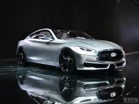 G37 Coupe的继任者终于要来了 英菲尼迪Q60明年上市