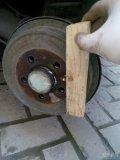 polo后刹车鼓如何拆解