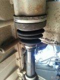 底盘半轴球头防尘套漏油简单实用处理办法