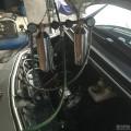 清洗油路更换汽油滤!