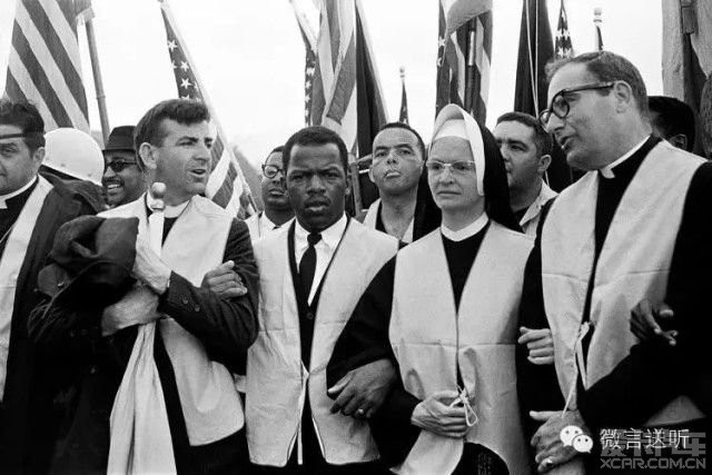 获得奥斯卡最佳电影提名的Selma,虽然没有得