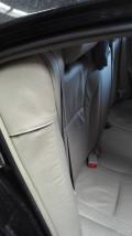 原车安全带,儿童防勒改造尝试。