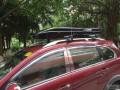 我的科帕奇---------车顶行李架横杆与车顶行李箱