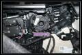 奔驰C200L音响无损改装升级曼斯特EFS4008成都华涛