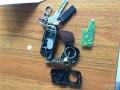 【钥匙改造】途观自动升窗器钥匙改造-斯柯达也可以用钥匙一样的