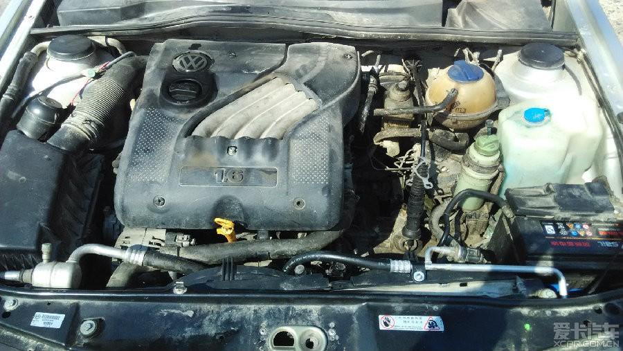 30w公里老捷达更换发动机调试及油耗汇报!图片