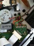 老凯CD机不读碟,自己动手换激光头。