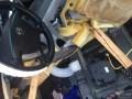 继车内漏水,找到漏水处问高手这是什么原因导致漏水急急急+