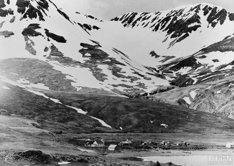荒凉多山的阿拉斯加州阿图岛在日军入侵前仅有46名居民.