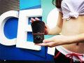 聚焦亚洲消费电子展全球首款轻社交智能行车记录仪引关注(组图