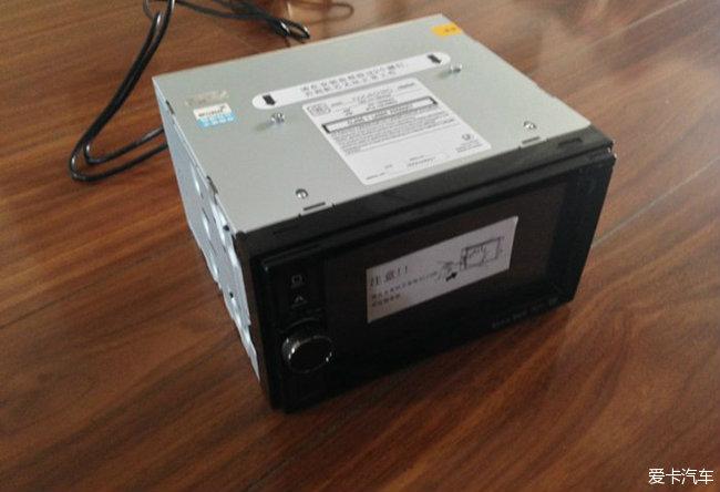 动手音响荣威750自己改装折腾歌乐DVD导航全红旗hs5多少钱6图片
