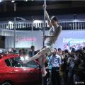 今天是重庆车展第三天