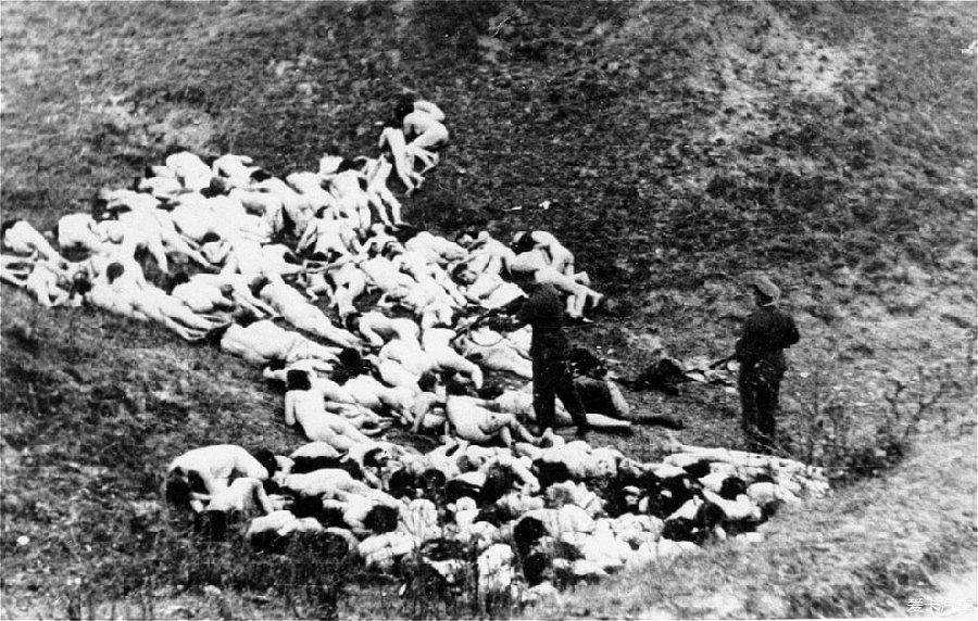 二战胜利70周年回顾之18:大屠杀