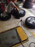 马牌CC5轮胎作业…