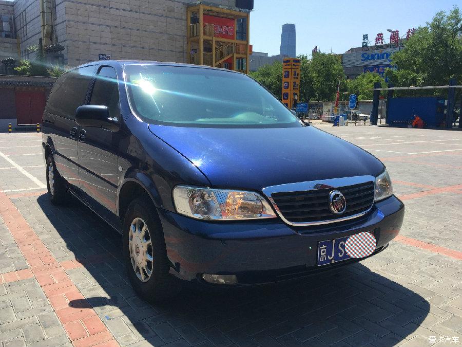出售06年别克GL8 个人一手车 北京牌照_二手